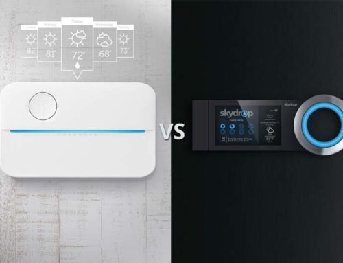Rachio Vs. Skydrop: Who Makes the Best Smart Sprinkler Controller?