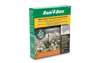 Rain Bird Micro-Spray Flower Bed Watering Kit