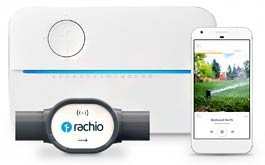Rachio WiFi Sprinkler Controller
